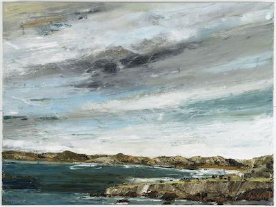 Penrose Hart Coastline Tattersalls Landscape Prize 2016