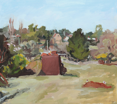 Red Dog Plein Air Prize 2016