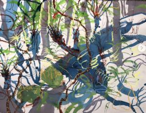 Sciberras, Luke watercolour on paper Jamberoo 2018