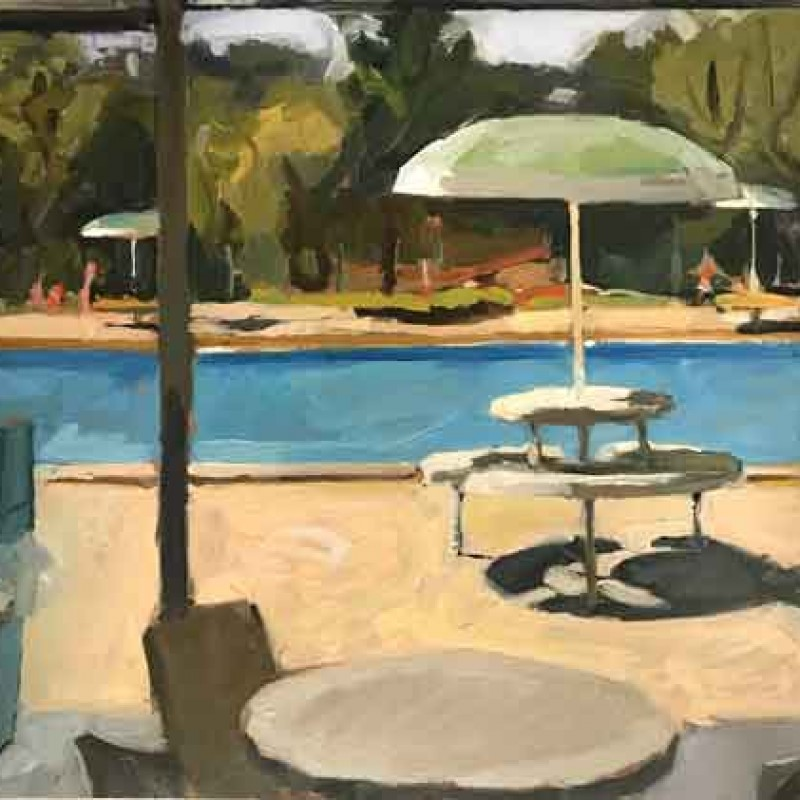 Rachel Milne Speers Point Pool 2018