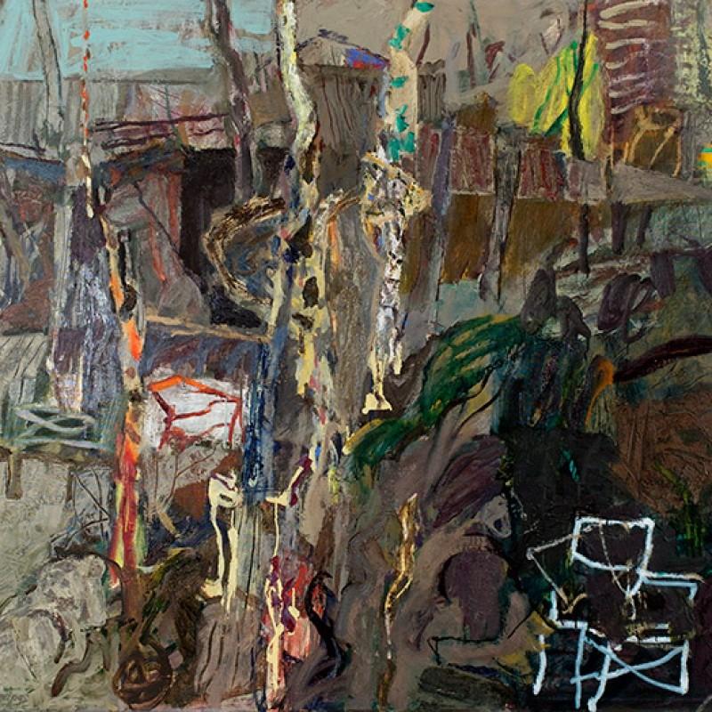 Studio In The Bush
