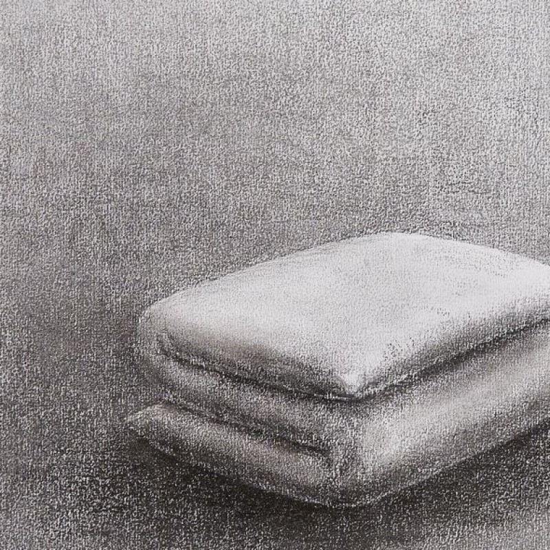 Study for Folded Futon