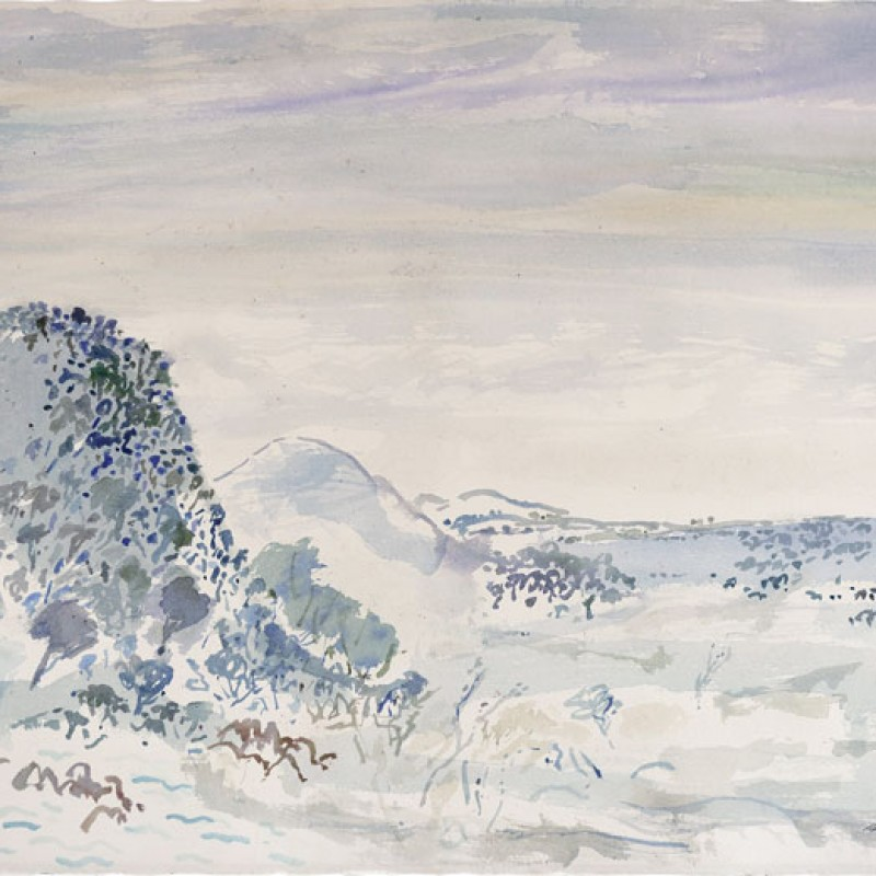 Western edge Nullarbor