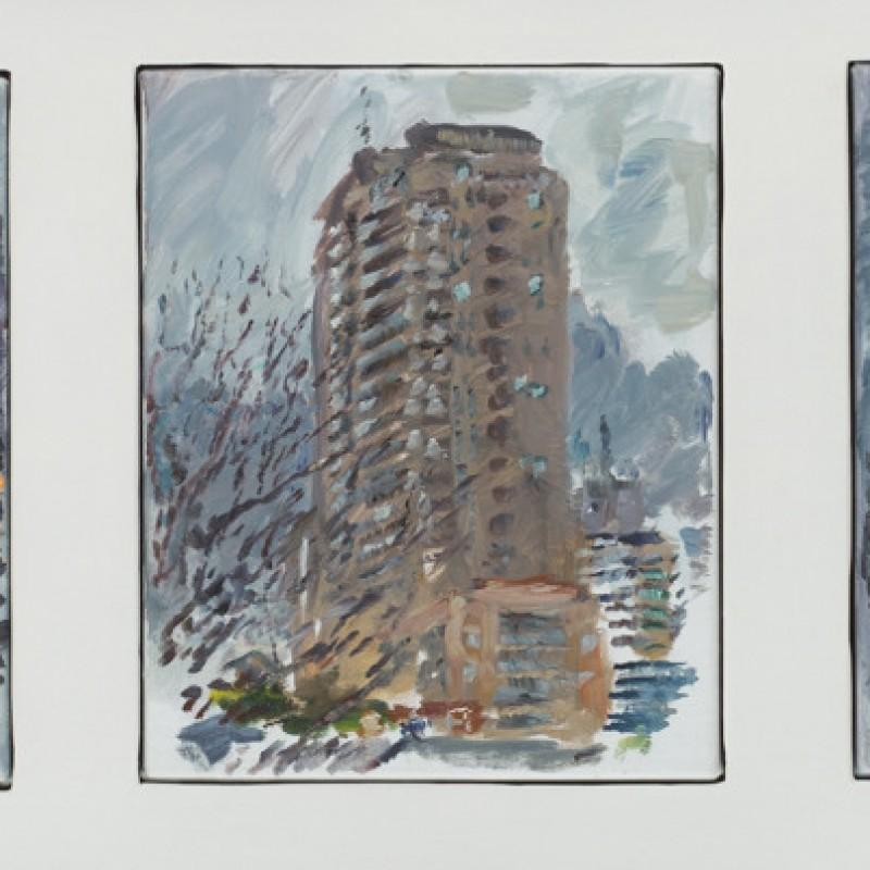 Winter Evenings, The Hyatt, Kings Cross