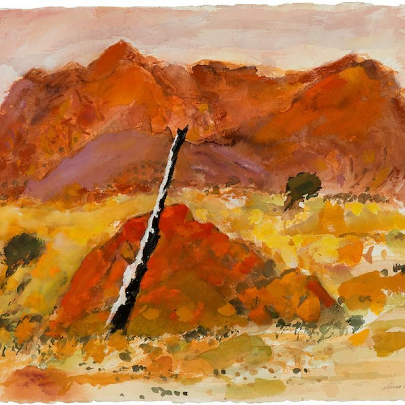 Sentinel, Alice Springs
