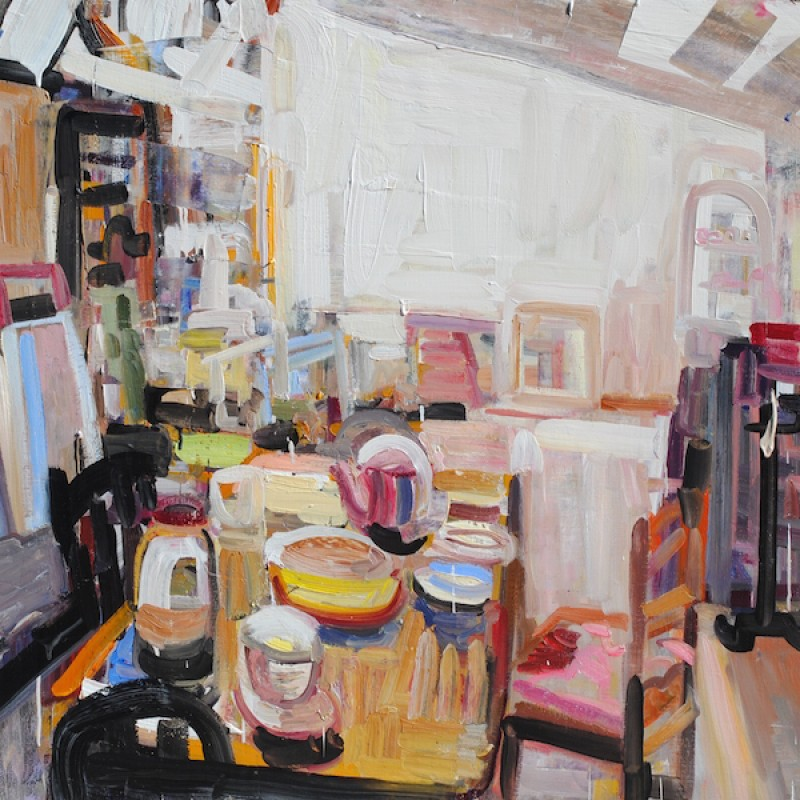 Elisabeth's Studio