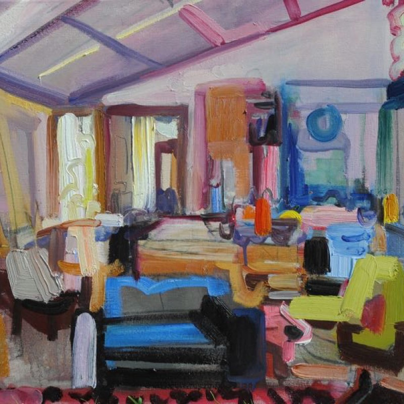 Sallie's Living Room
