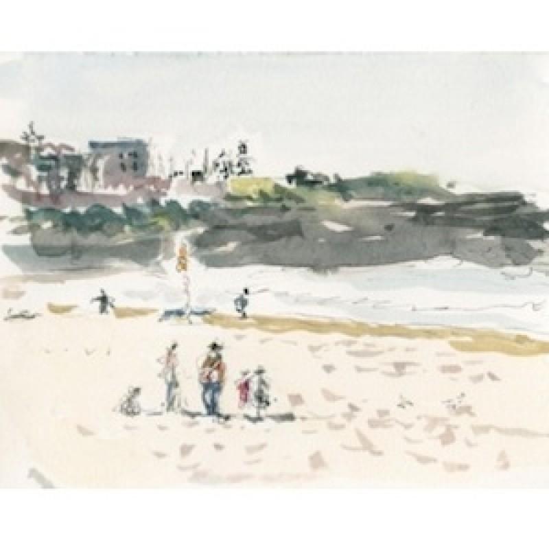 Headland, North Maroubra [triptych]