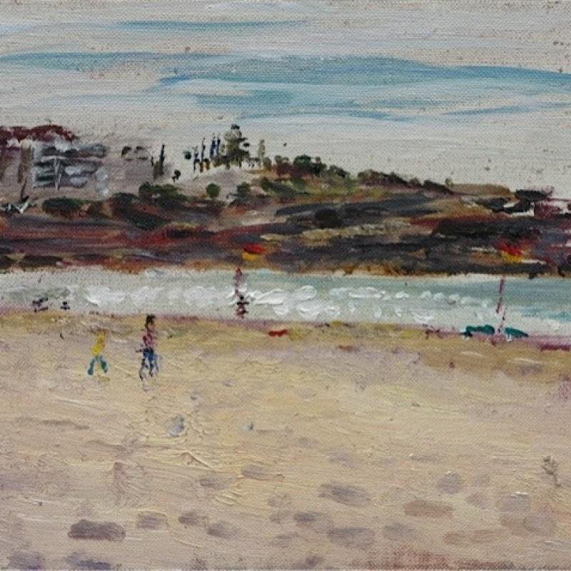 Winter Beach Maroubra