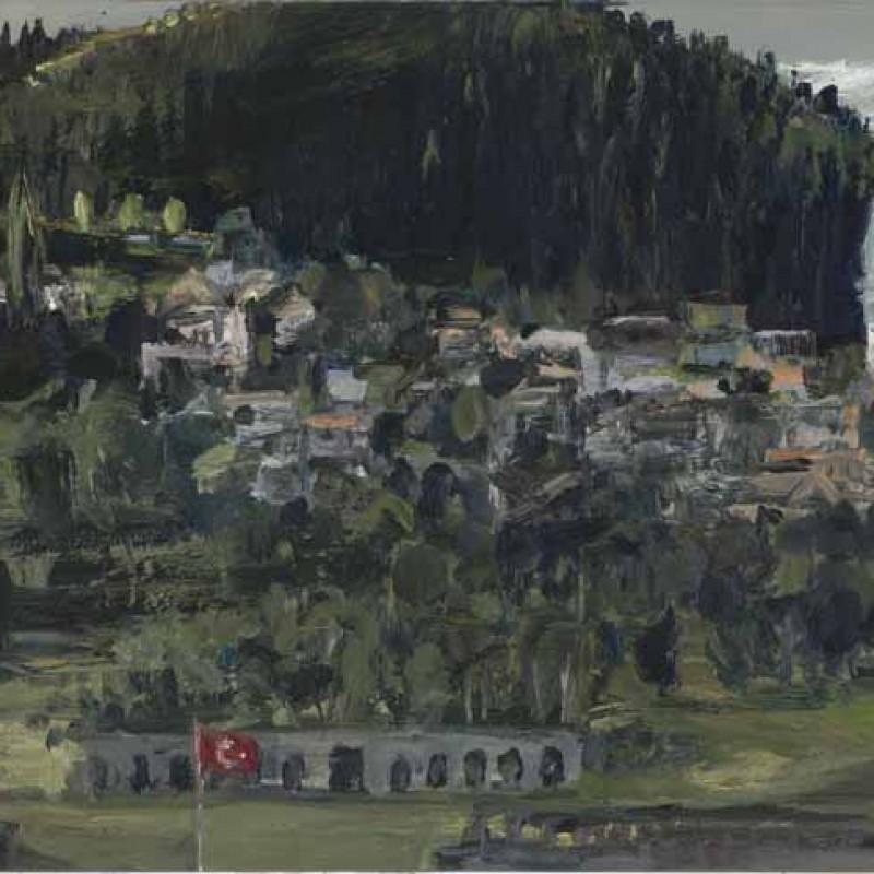 Hillside, Kilitbahir