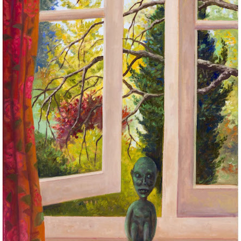 Futility God, Bedroom Window