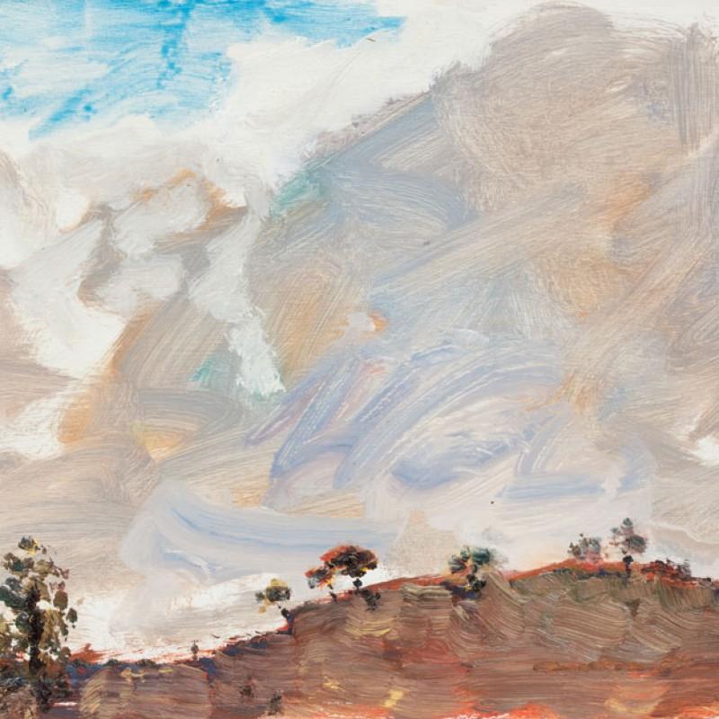 Morning cloud, Oratunga