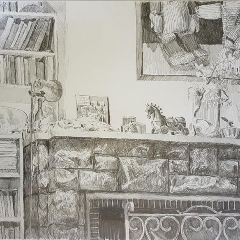 Fireplace no.17
