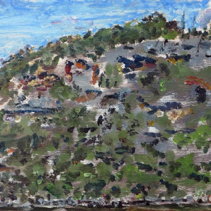 Muogamarra Cliffs, Hawkesbury River VI
