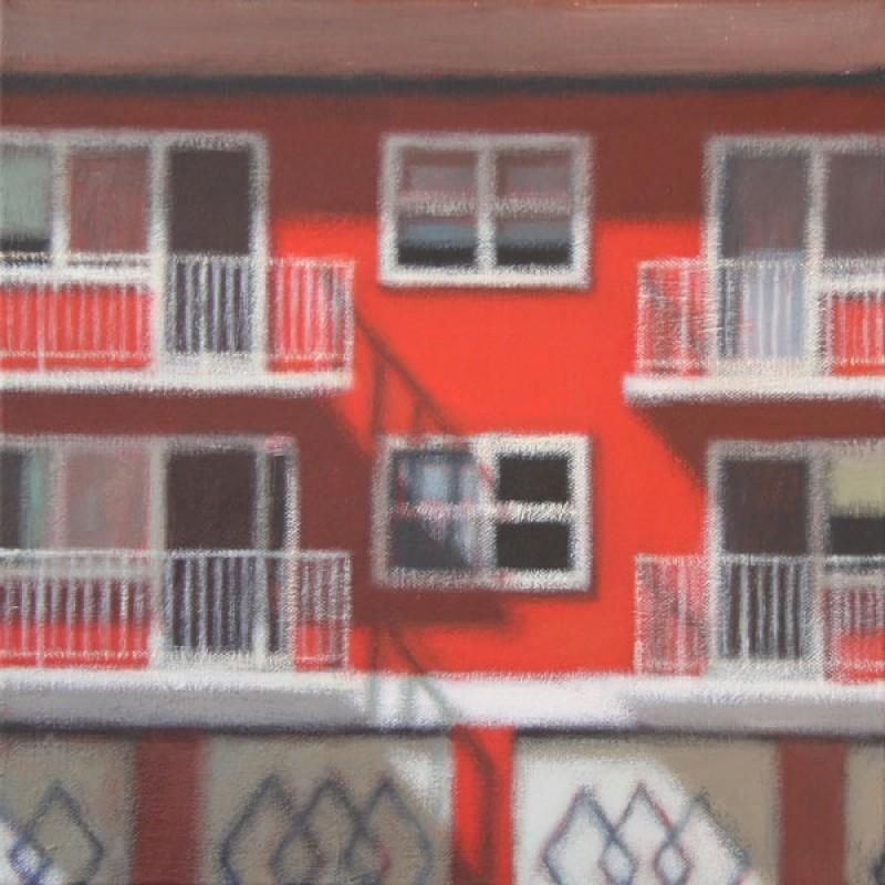 Four balconies #2