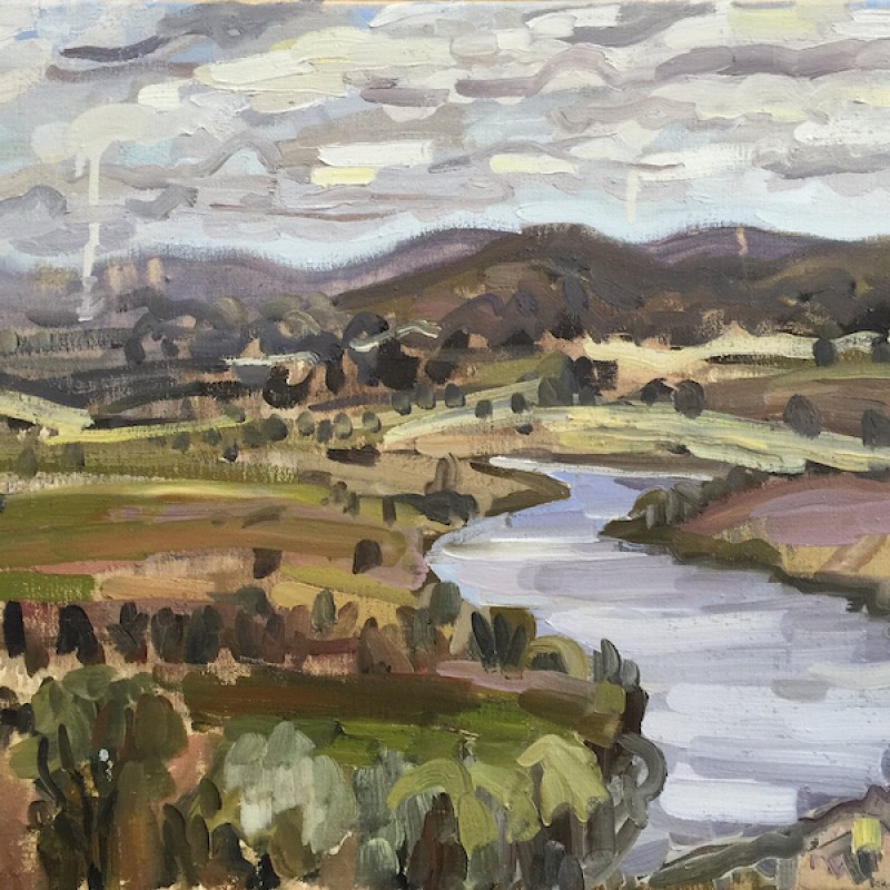 The River Goulburn