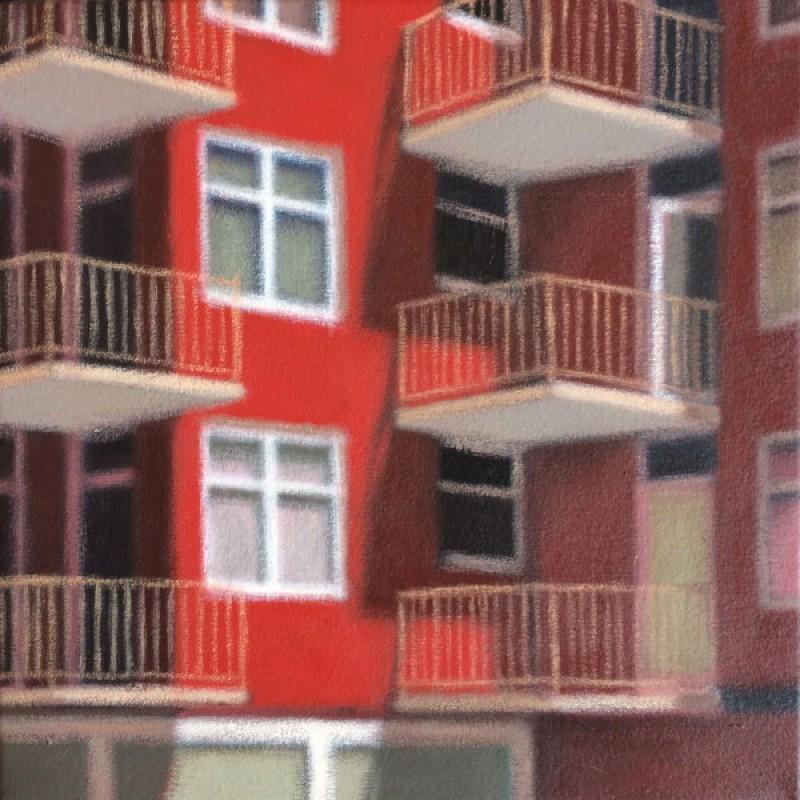 Six balconies