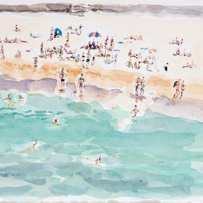 Bathers, North Coogee