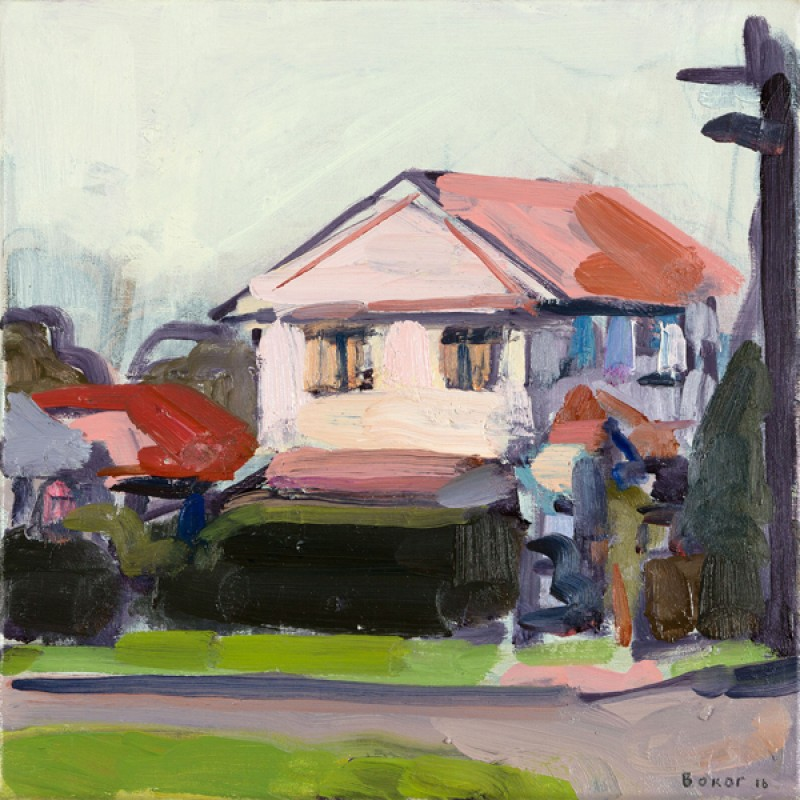 Corner house II