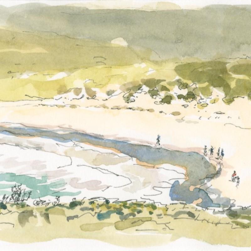 Coastwalkers, Marley Beach
