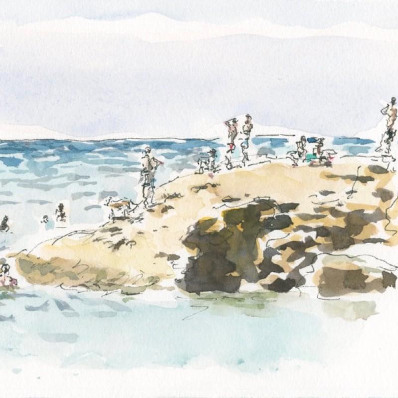 Summer at Gordons Bay