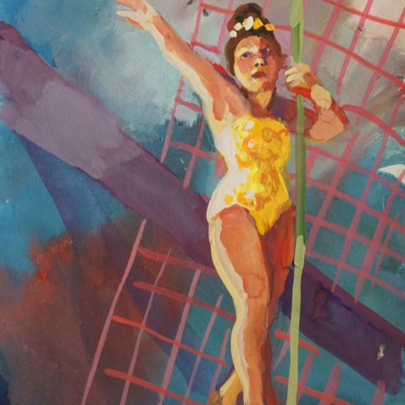 Aerialist – Cirque d'Hiver