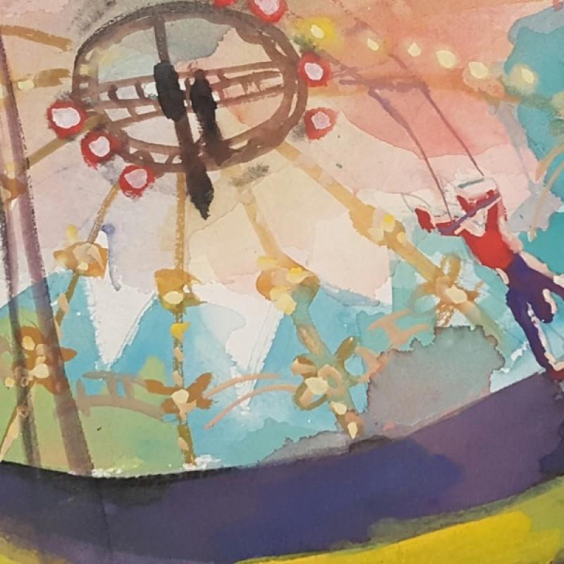 Cirque d'Hiver Trapeze
