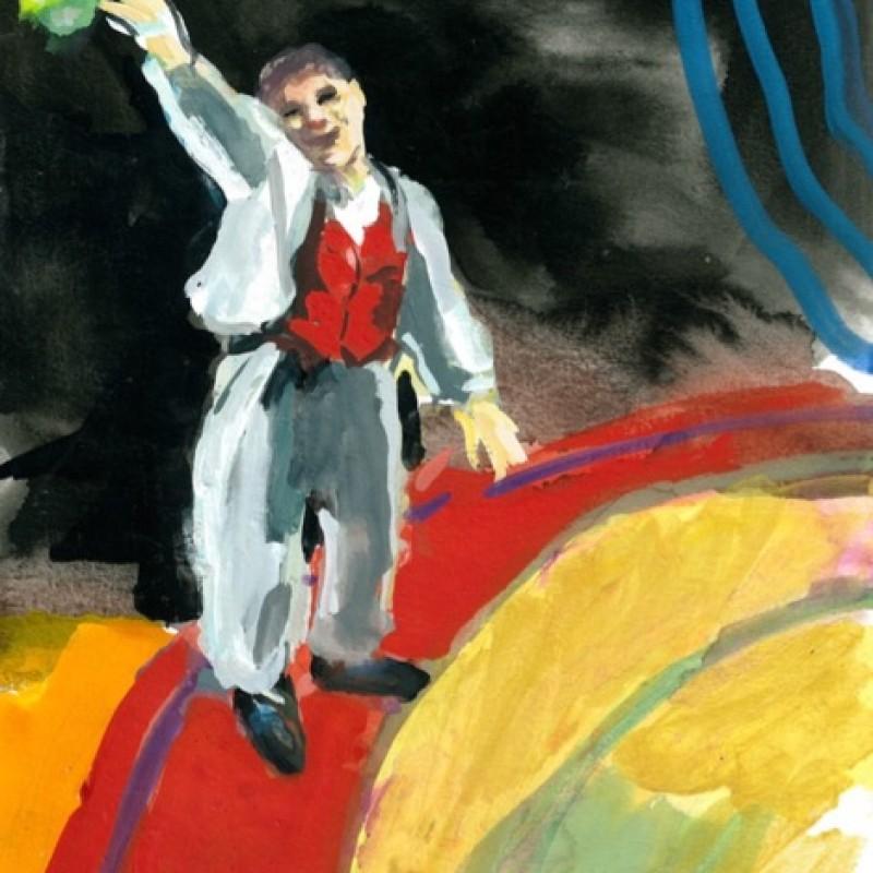 Clown Cirque d'Hiver