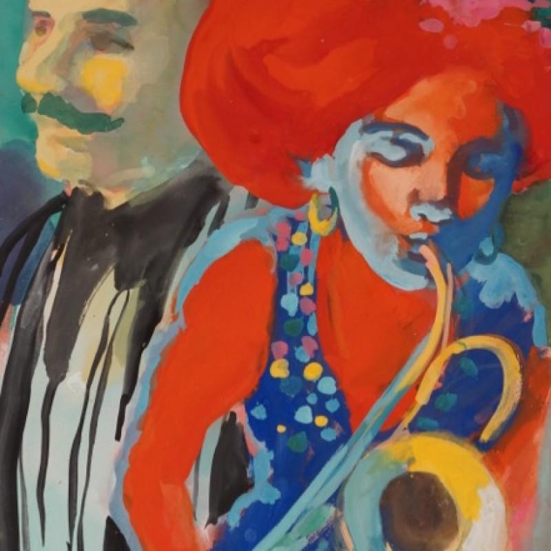 Musicians Circus Oz