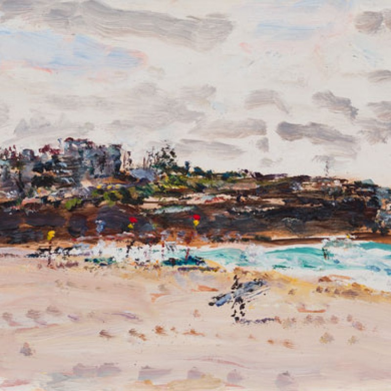 [Detail] North Maroubra triptych
