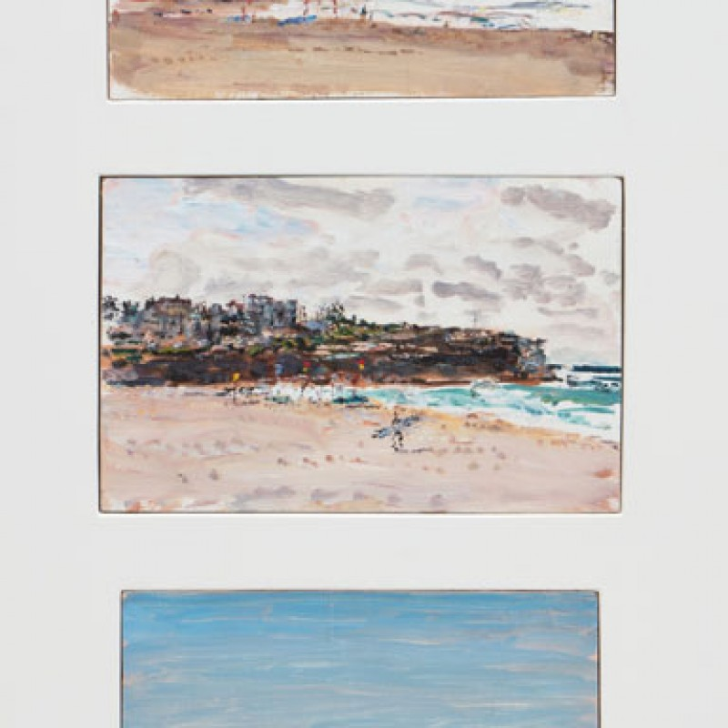North Maroubra triptych