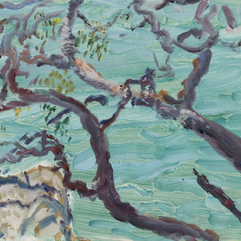 Overhanging branches, Chowder Head II