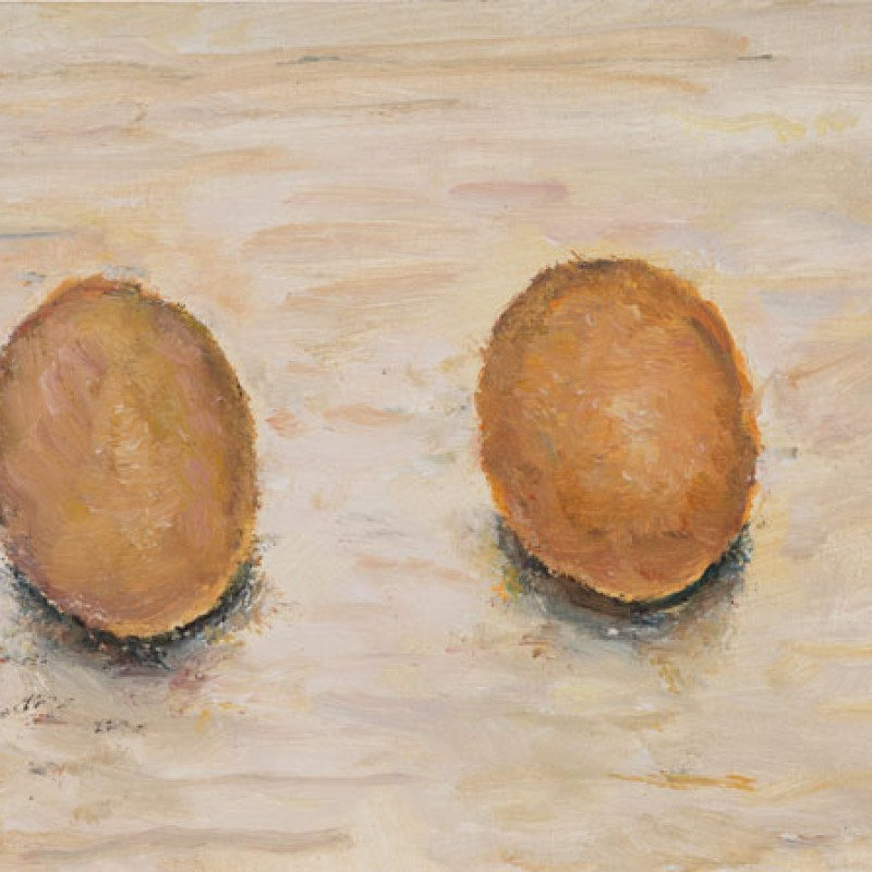 Two eggs VII