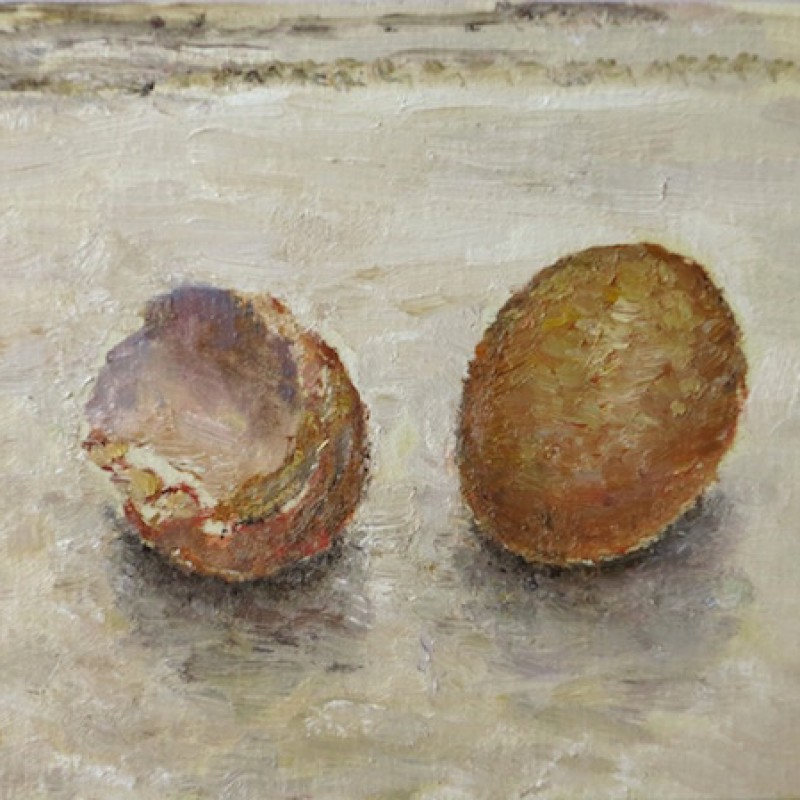 Two eggs VIII