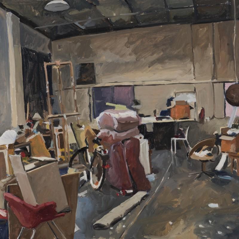 Dino Consalvo's Studio