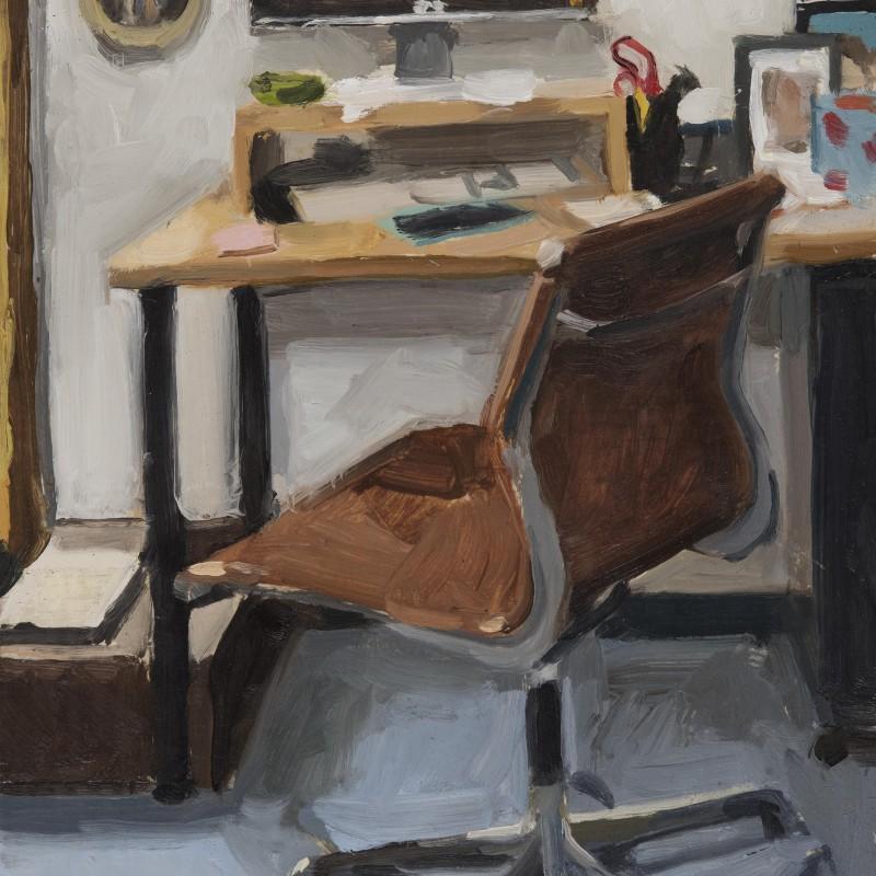 Trevor and Jo's studio