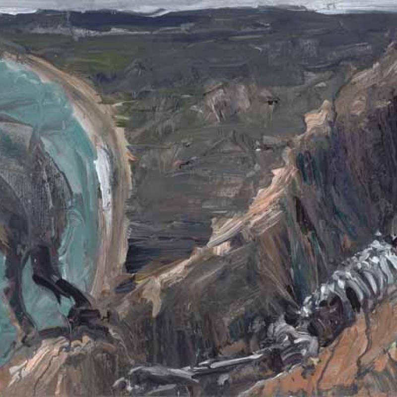 Trench study (skeleton)