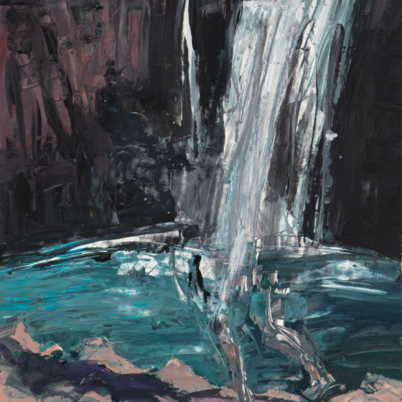 Waterfall figure