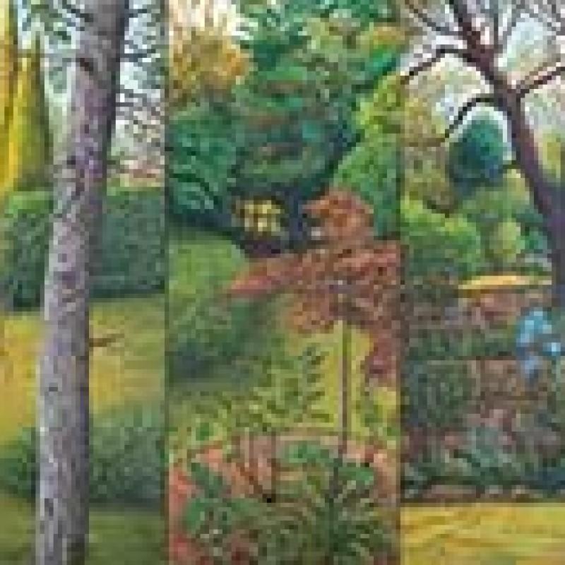 Big garden split views Hillston
