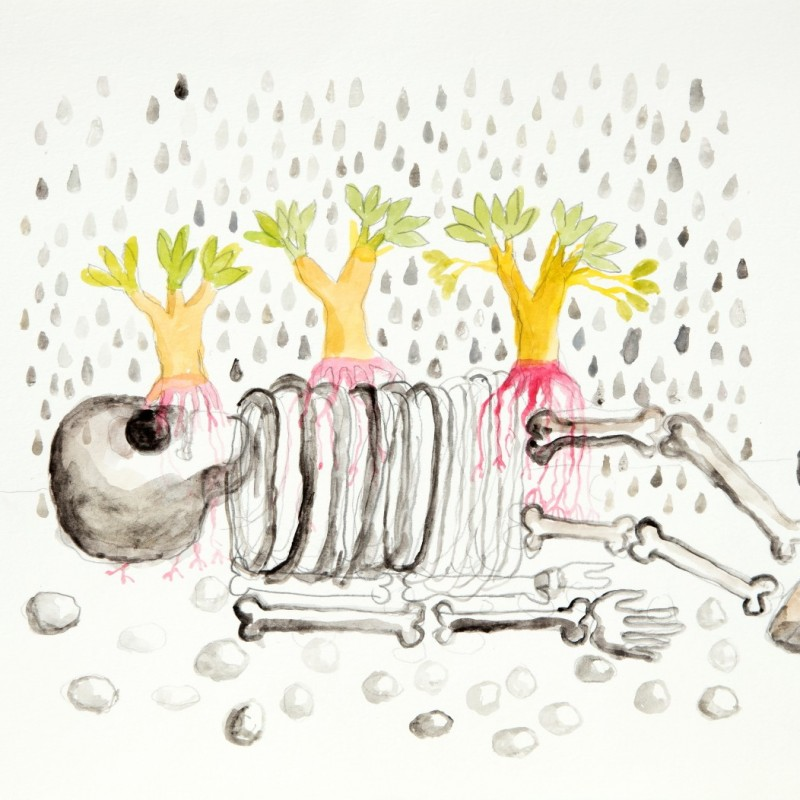 Death and spring