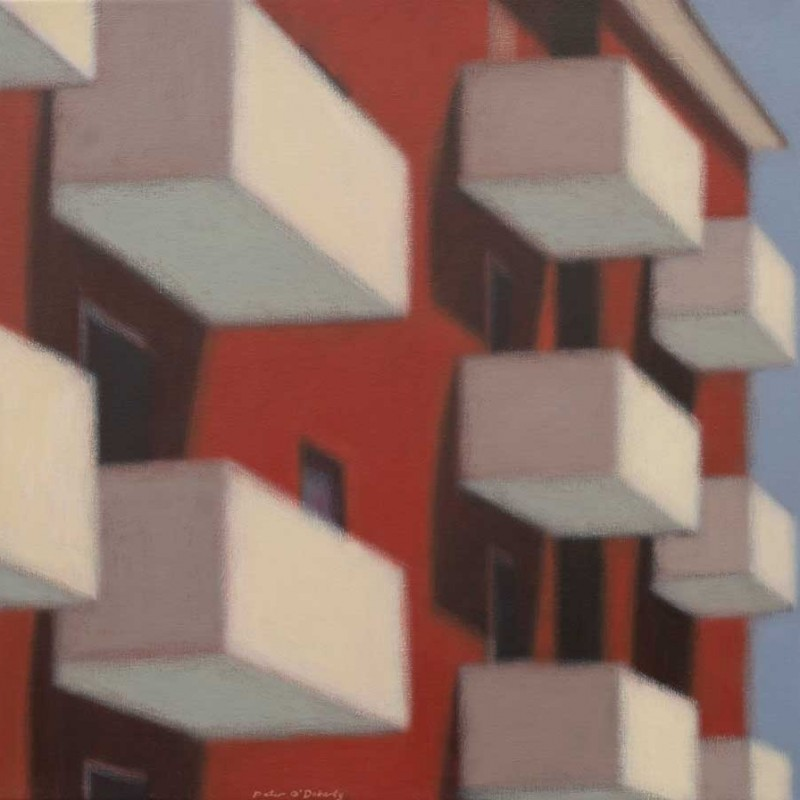 Red block Bondi