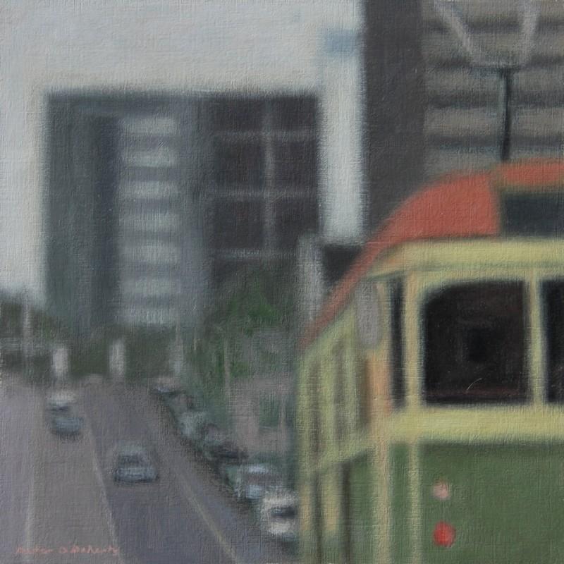 Chapel Street tram