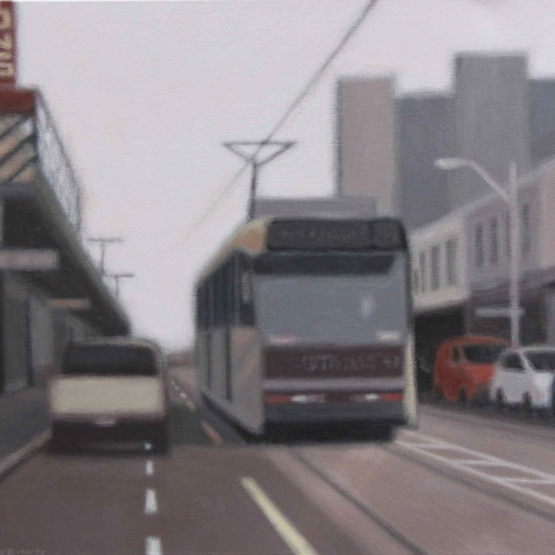 Fitzroy Tram