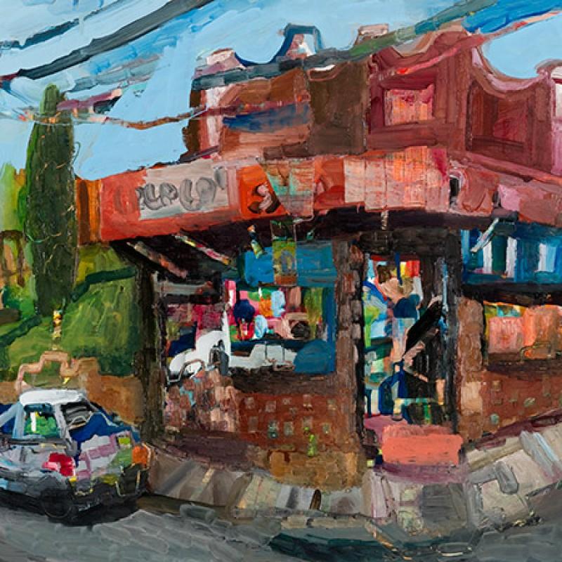 Henson Park Shop