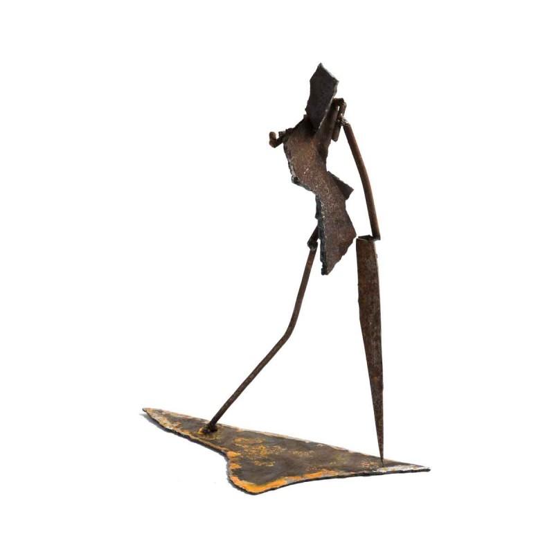 Figure study / stride
