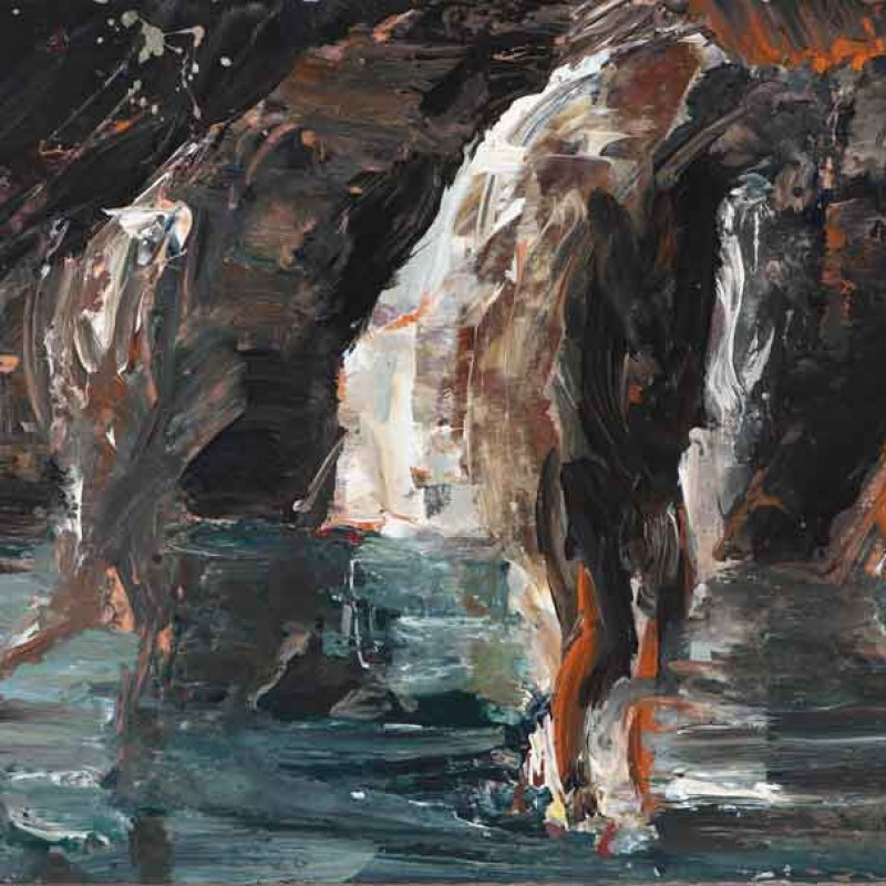 Cave rock study