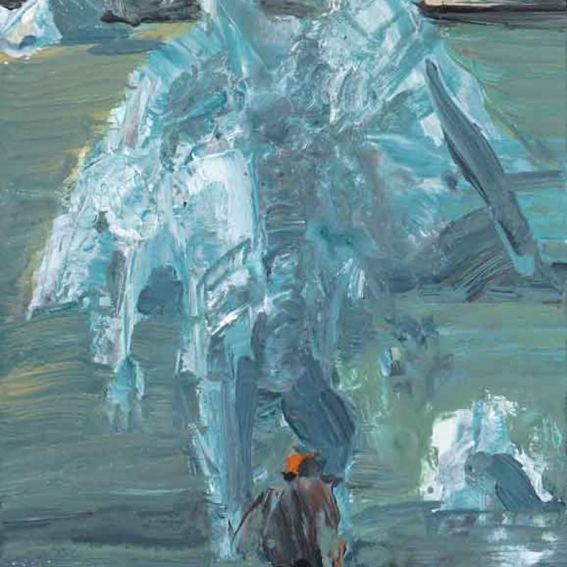 Ice man study