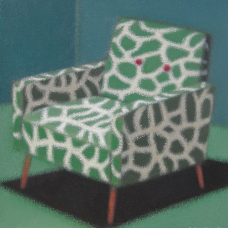 Camouflage Chair
