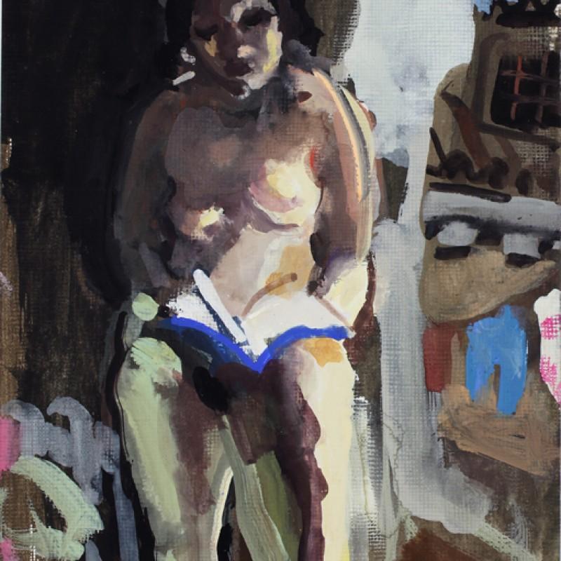 Venice Nude (reading)
