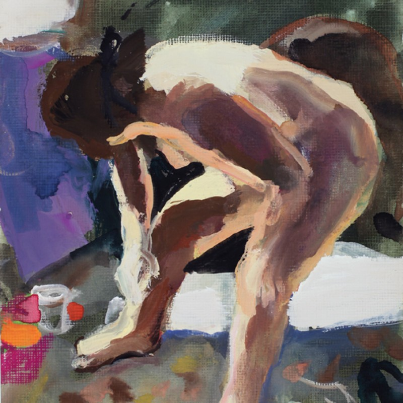 Venice Nude (with cup)